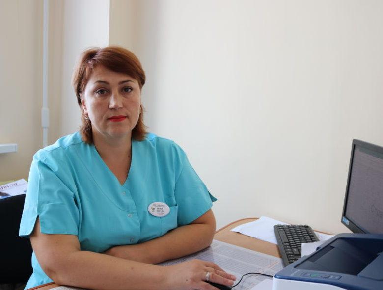 Asistentă medicală superioară - Bunici I.
