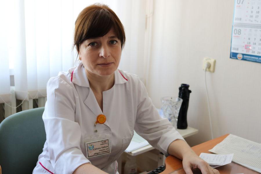 Asistentă medicală superioară - Ciobanu T.