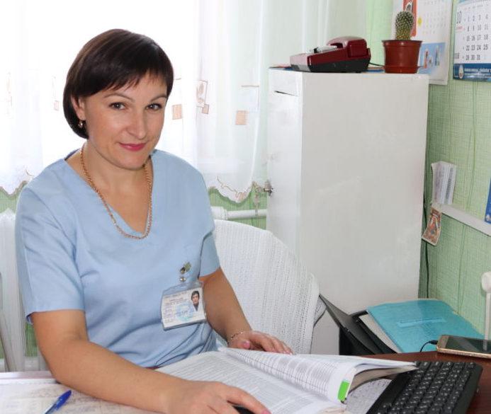 Asistentă medicală superioară - L. Novac