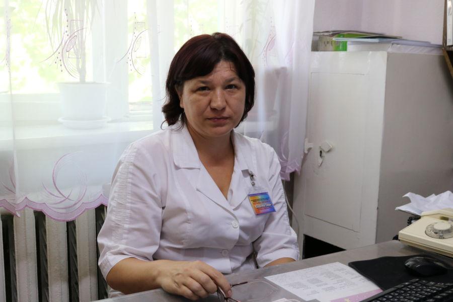Asistentă medicală superioară - Talpă E.