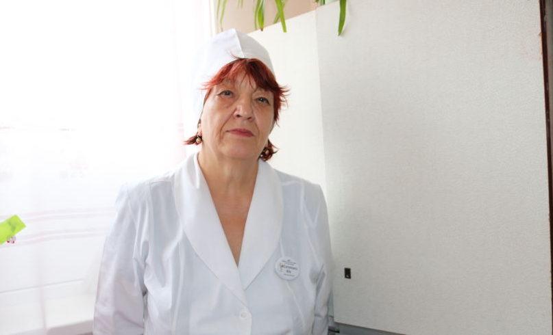 Asistentă medicală superioară - Cernelianu A.
