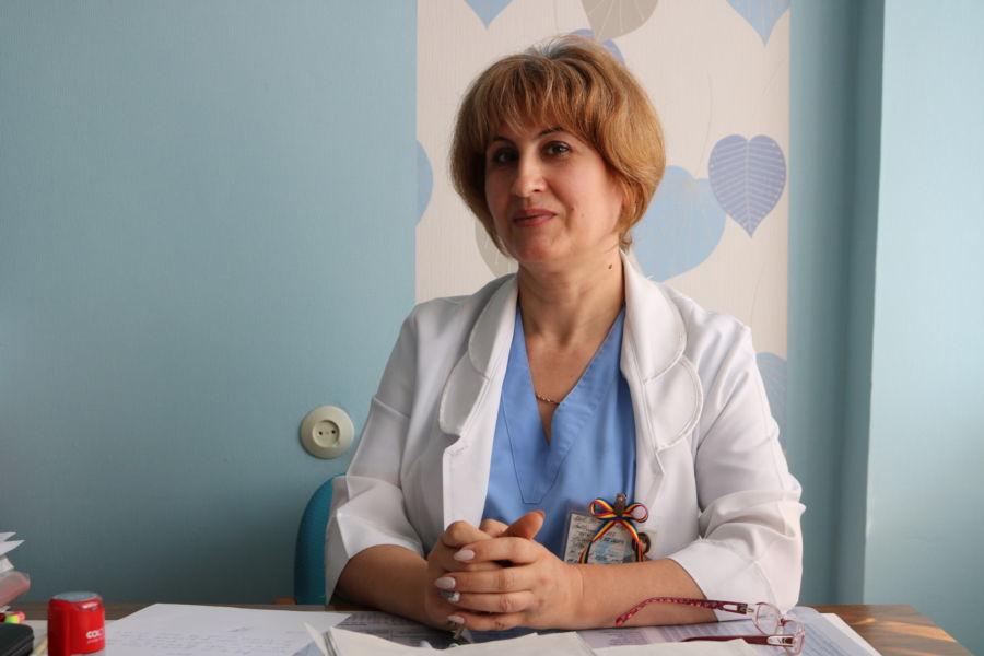 Asistentă medicală superioară - Ala Pădure