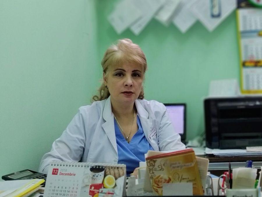 Asistentă medicală superioară - Janna TOFAN