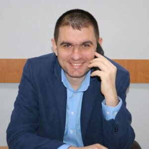 Șef serviciu - Valeriu BÎLICI